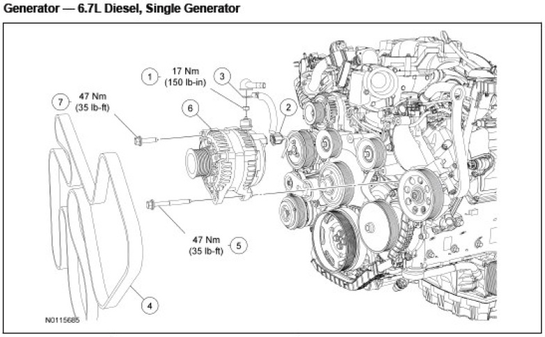 seic high idle mod pictures page 10 ford truck international dt466 engine oil diagram #5