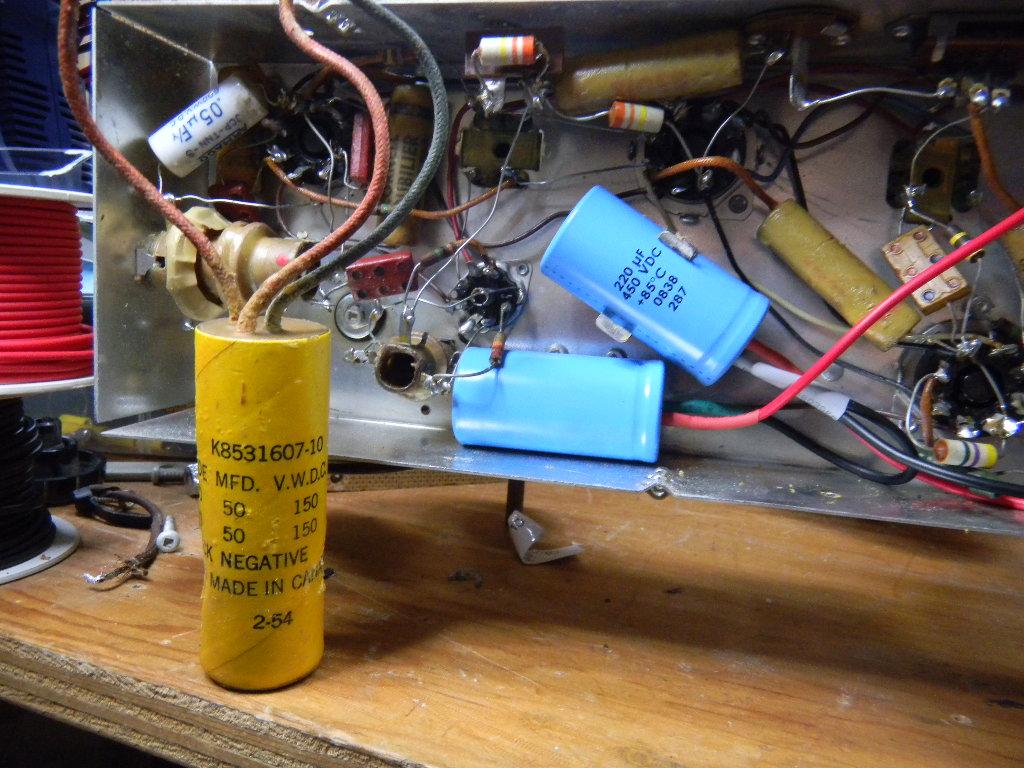 RadioWest.ca • View topic - Tube radio repair
